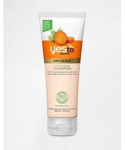 YES TO | Шампунь Для Раздраженной Кожи Головы Carrots Scalp Relief 280