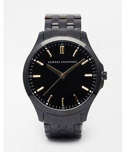 ARMANI EXCHANGE   Черные Часы Из Нержавеющей Стали Ax2144