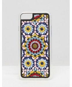 ZERO GRAVITY   Чехол Для Iphone 7 С Вышивкой Casbah