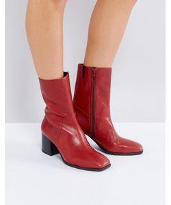 Vagabond | Кожаные Ботинки Luna