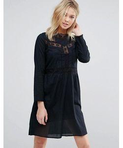 d.Ra | Свободное Платье С Вышивкой Farrah