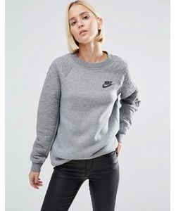 Nike | Стеганый Свитшот Rally