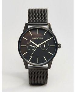 UNKNOWN | Черные Часы 39 Мм
