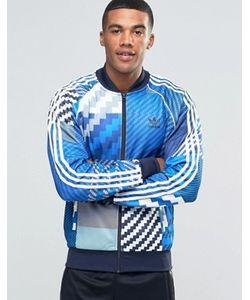 adidas Originals   Серая Спортивная Куртка Ay8279