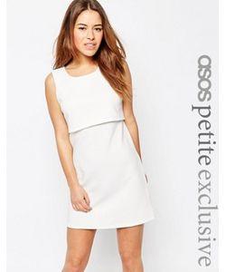 ASOS PETITE | Цельнокройное Платье С Укороченным Топом