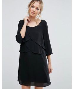 Vero Moda | Цельнокройное Платье С Многослойными Оборками
