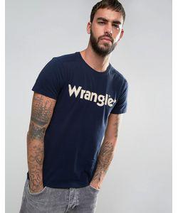 Wrangler | Футболка С Логотипом