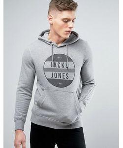 Jack & Jones | Худи С Принтом Core