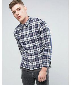 Pepe Jeans | Рубашка Классического Кроя С Заплатками На Локтях Pepe Yank