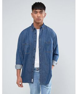 Cheap Monday | Синяя Джинсовая Рубашка