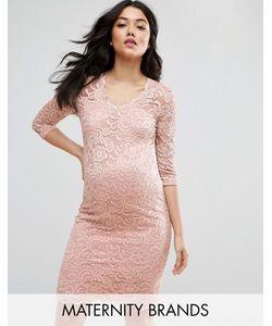Mama Licious | Кружевное Платье Для Беременных Mamalicious