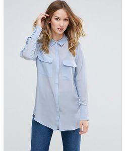 Gestuz   Шелковая Рубашка Vega