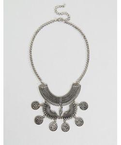 NYLON | Броское Ожерелье С Кисточкой И Монетками