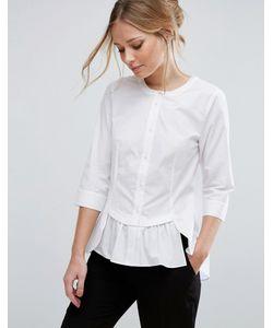 Vero Moda | Рубашка С Баской