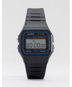 Casio | Классические Цифровые Часы F-91w-1xy
