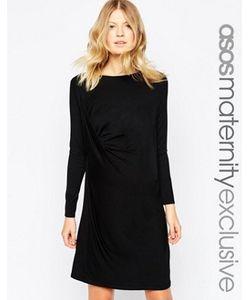 ASOS Maternity | Платье-Футболка Для Беременных С Драпировкой