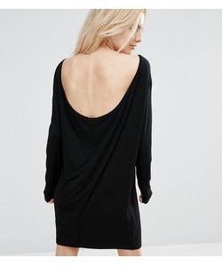 ASOS PETITE | Платье Мини Со Свободной Горловиной