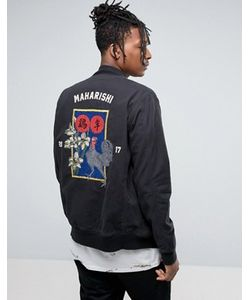 Maharishi | Souvenir Jacket In With Embroidery