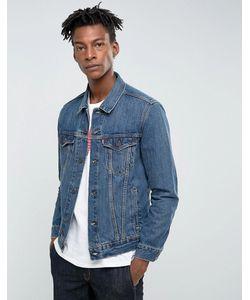 Levi's® | Выбеленная Джинсовая Куртка