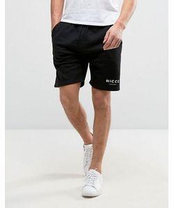 Nicce London's | Nicce London Logo Shorts In