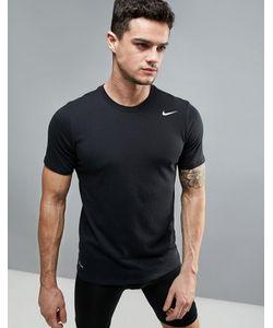 Nike Training | Черная Футболка Dri-Fit 2.0 706625-010