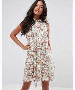 AX Paris | Printed Mini Bodycon Dress