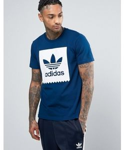 adidas Originals | Футболка С Логотипом Adidas Skateboarding Bk1445