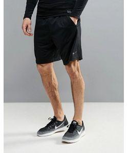 Nike Training   Черные Шорты Dri-Fit 9 742517-010