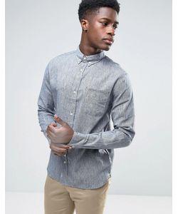 Bellfield | Рубашка Из Смешанного Льна