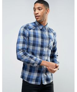 Esprit | Shirt In Slim Fit Check