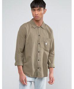 Cheap Monday | Рубашка С Черепом-Нашивкой Decipher