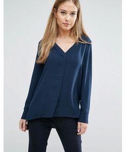 Selected | Рубашка С V-Образным Вырезом