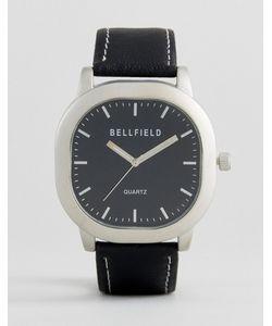 Bellfield | Часы С Черным Ремешком