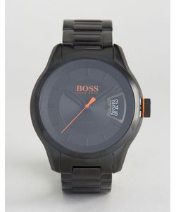 BOSS Orange | Черные Часы By Hugo Boss Hong Kong Sport 1550005
