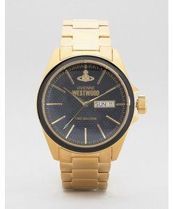Vivienne Westwood | Золотистые Часы