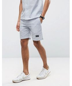Nicce London's | Nicce London Striped Shorts In
