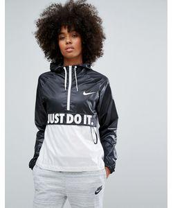Nike | Компактная Куртка С Капюшоном Just Do It