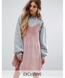 Rokoko | Платье 2 В 1 Со Свитшотом
