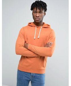 Troy | Оранжевое Худи