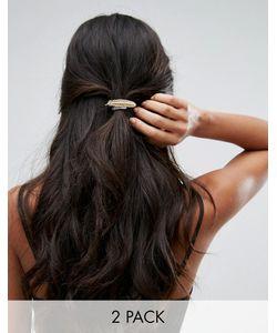 Orelia | Leaf Hair Ties