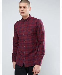Minimum | Плотная Фланелевая Рубашка В Клетку