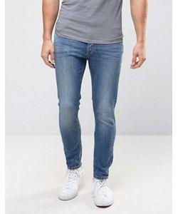 Calvin Klein Jeans | Зауженные Джинсы С Заниженным Шаговым Швом