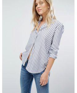 Hilfiger Denim | Рубашка В Полоску