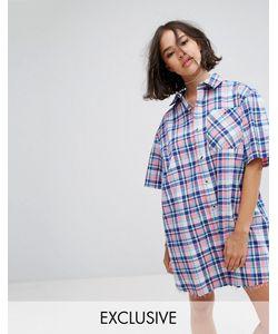 Reclaimed Vintage | Платье-Рубашка Inspired