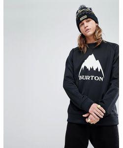 Burton Snowboards - Свитшот С Круглым Вырезом bf95bb74581