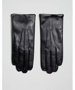DENTS | Кожаные Перчатки С Кашемировой Подкладкой Bath