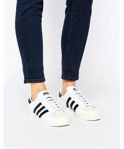 Adidas | Кроссовки В Стиле 80-Х Superstars