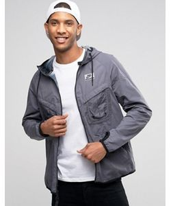 Nike | Серая Куртка С Капюшоном International 802482-021