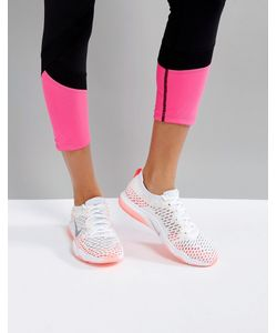 Nike | Розовые Кроссовки Training Zoom Fearless Flyknit