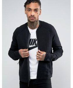 Nike | Бомбер Из Трикотажа Tech 832178-010
